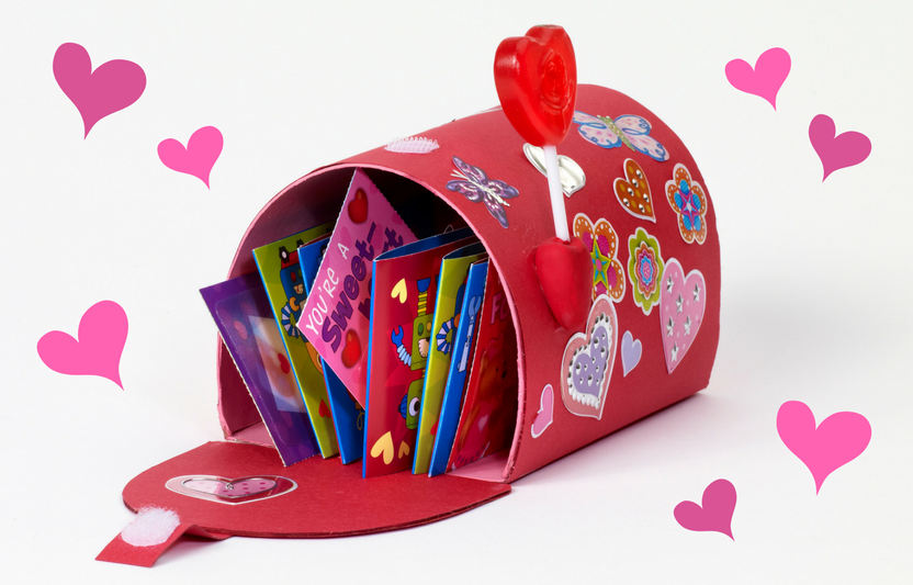 Valentine Mailbox in 7 Easy Steps