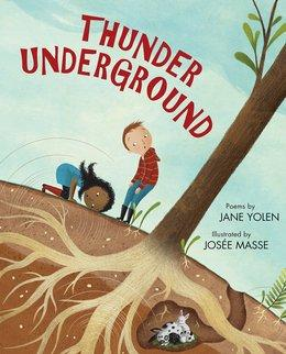 Thunder Underground | National Poetry Month Booklist