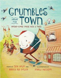 Grumbles from the Town | National Poetry Month Booklist