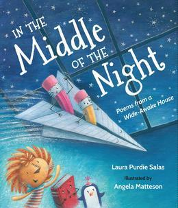 In the Middle of the Night | National Poetry Month Booklist