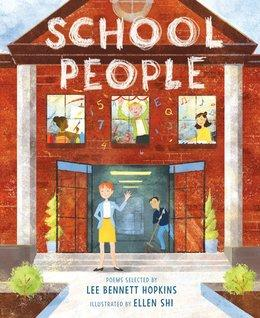 School People | National Poetry Month Booklist