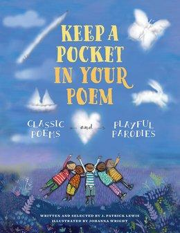 Keep a Pocket in Your Poem | National Poetry Month Booklist