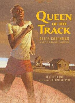 Queen of the Track | Women's History Month Books for Kids