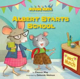 Albert Starts School by Eleanor May