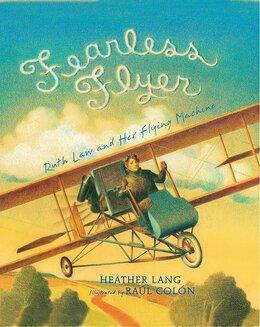 Fearless Flyer | Women's History Month Books for Kids