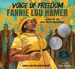 Voice of Freedom: Frannie Lou Hamer: The Spirit of the Civil Rights Movement