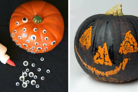 11 No-Carve Pumpkin Ideas