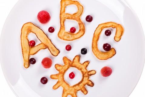 Grandpa Black's ABC Yogurt Pancakes