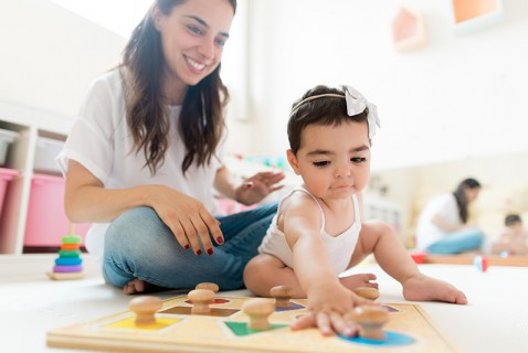 Get to Know How Your Baby Learns