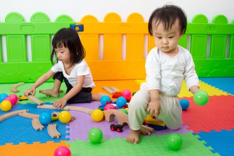 Gender-Specific Toys for Babies?