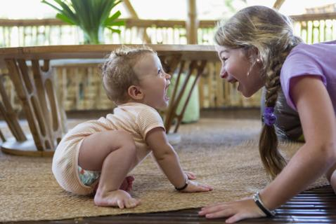 Helping Babies Deal with Transitions