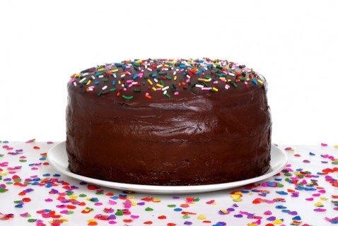 No-Bake Ice-Cream Cake