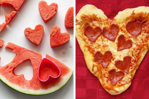21 Heart-Shaped Foods for Valentine's Day