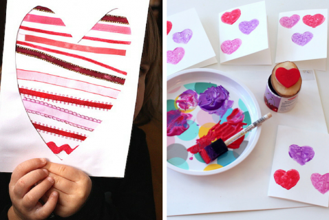 14 Homemade Valentines