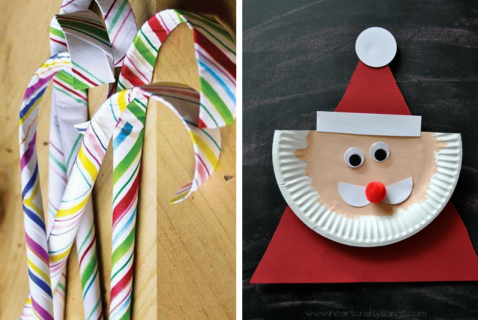 20+ Christmas Crafts for All Ages