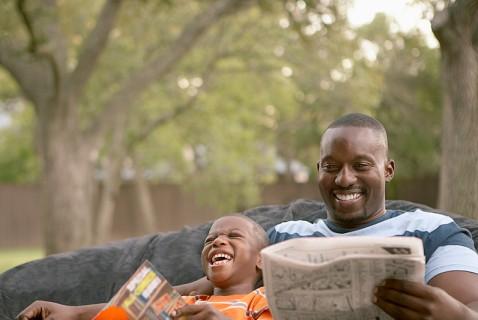 Make nonfiction a part of your child's reading diet.