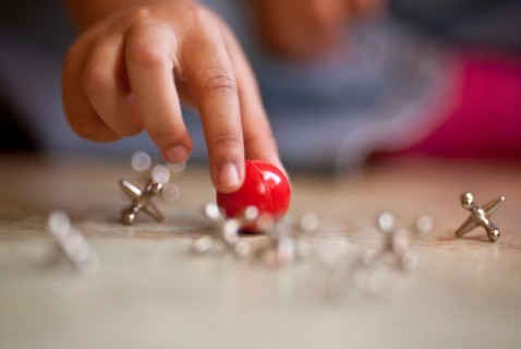 Old Fashioned Indoor Games
