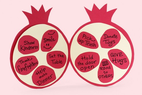 Good Deed Pomegranate