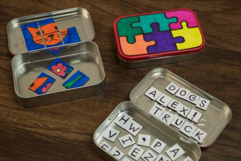 DIY Puzzle Box
