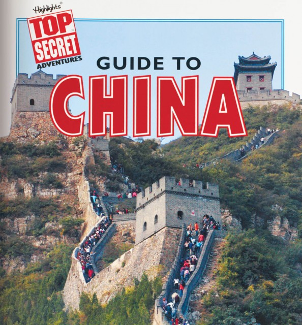 Fact- and photo-filled country guidebook with geography for kids