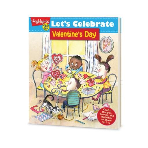 Let's Celebrate Valentine's Day Book
