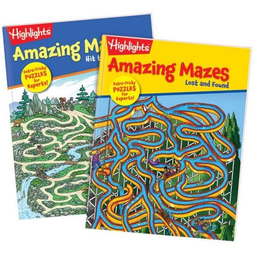 Amazing Mazes Expert Set