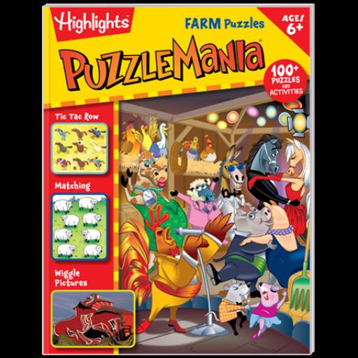 Puzzlemania Farm Puzzles