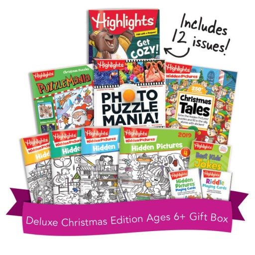 Deluxe Christmas Edition Ages 6+ Gift Box