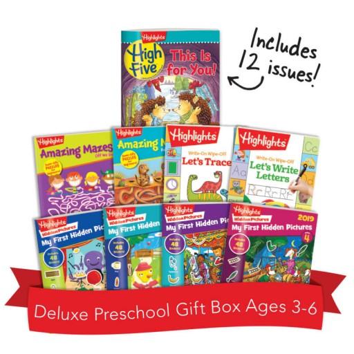 Deluxe Preschool Gift Box