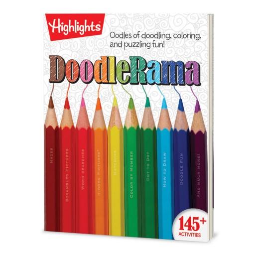 DoodleRama Book