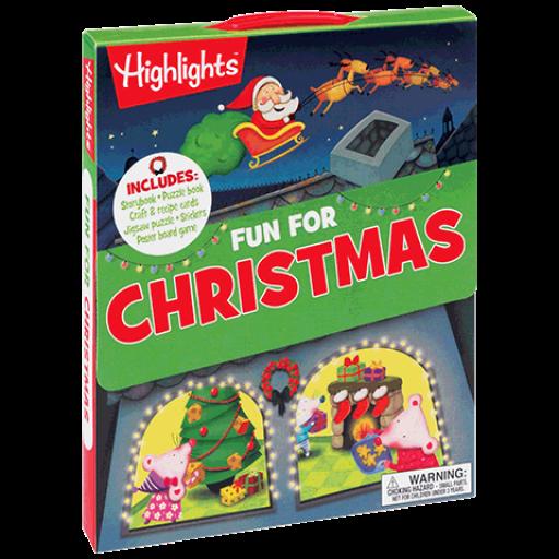 Fun for Christmas Box of Fun