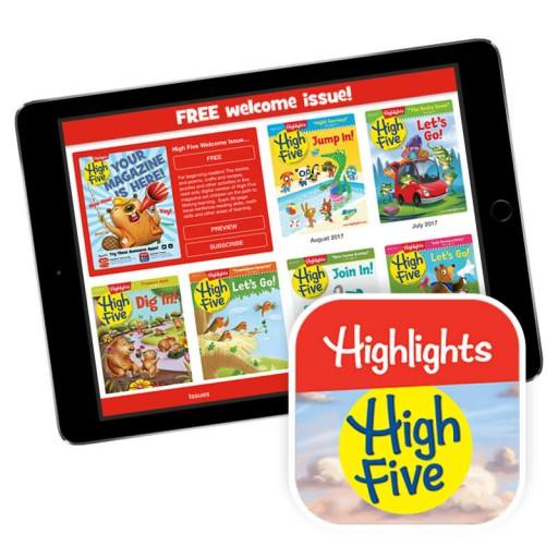 High Five™ Digital Magazine